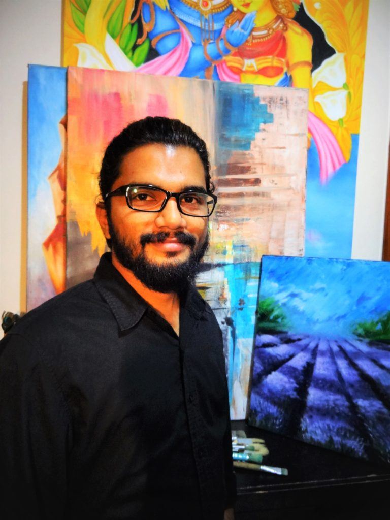 Strokes Of Finesse With Ajith Rajagopal Soul Style Souffle